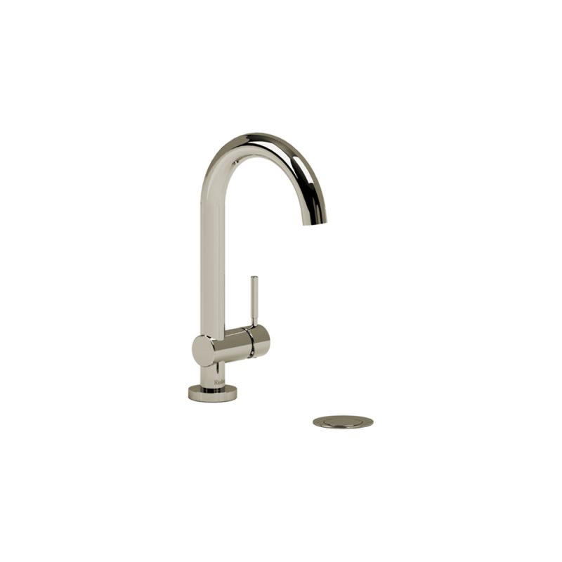 Riobel RU01PN – RIU, Single Hole Faucet, in Polished Nickel