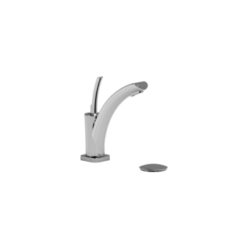 Riobel SA01 - Salomé, Single Hole Faucet, in Polished Nickel and Chrome