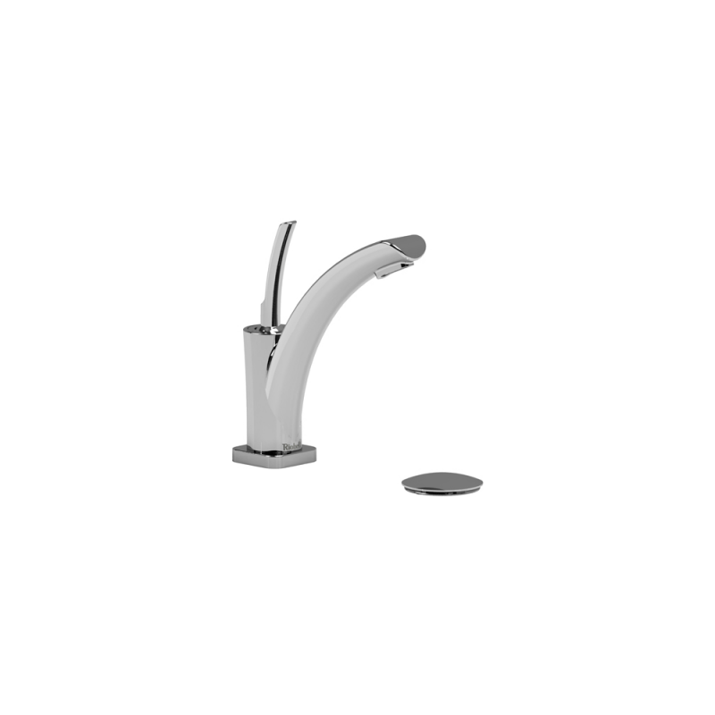 Riobel SA01 – Salomé, Single Hole Faucet, in Polished Nickel and Chrome