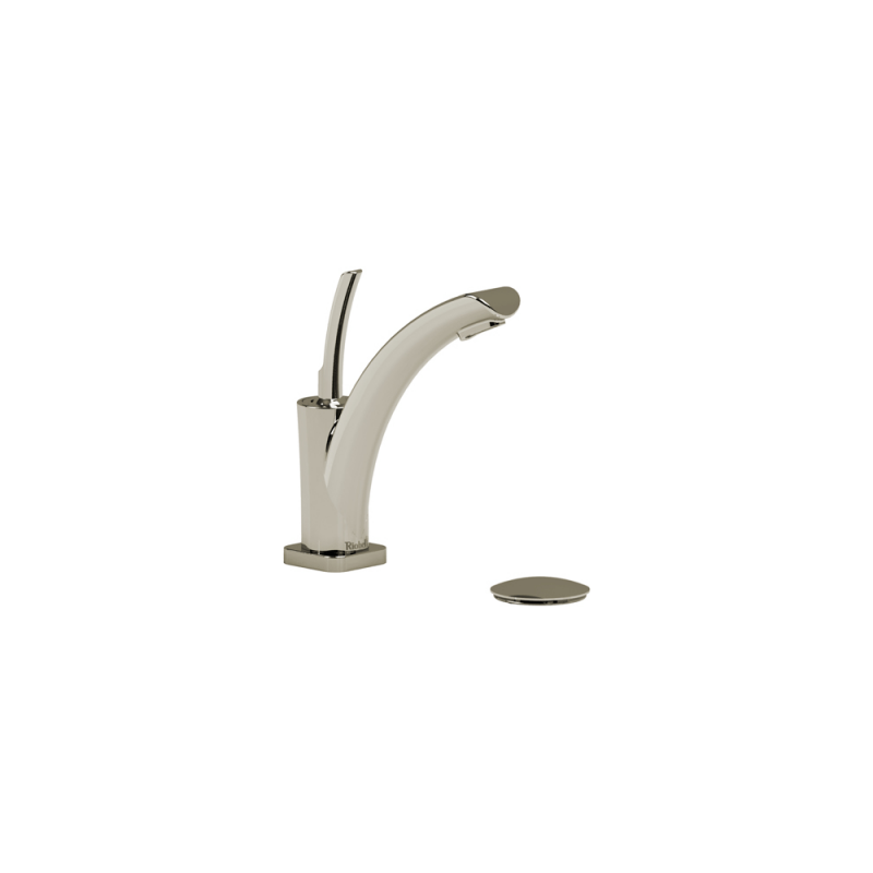 Riobel SA01PN – Salomé, Single Hole Faucet, in Polished Nickel