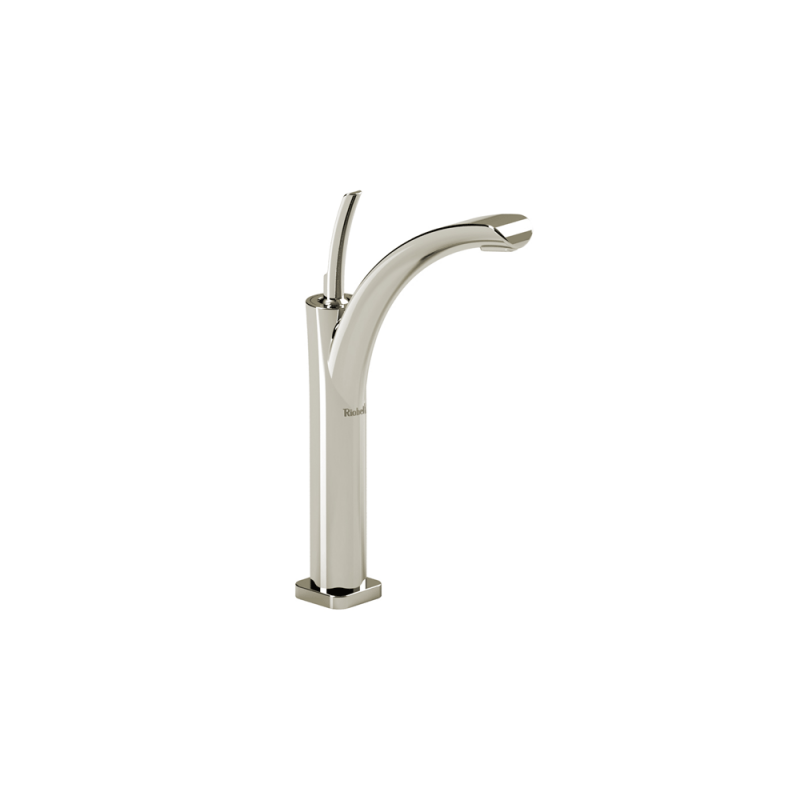Riobel SL01PN – Salomé, Single Hole Faucet, in Polished Nickel
