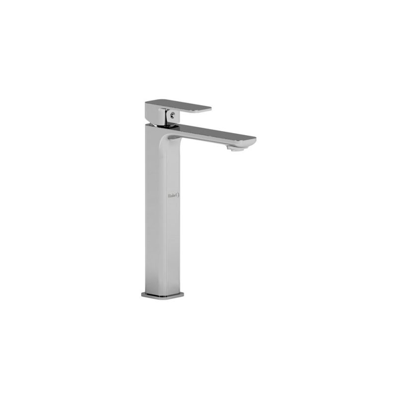 Riobel EQL01C – EQUINOX, TALL, SINGLE HOLE FAUCET, IN CHROME