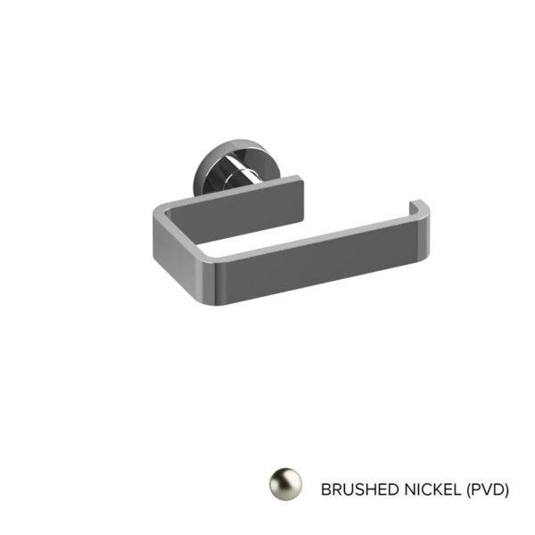 Riobel PX3BN - PARADOX, PAPER HOLDER, IN BRUSHED NICKEL