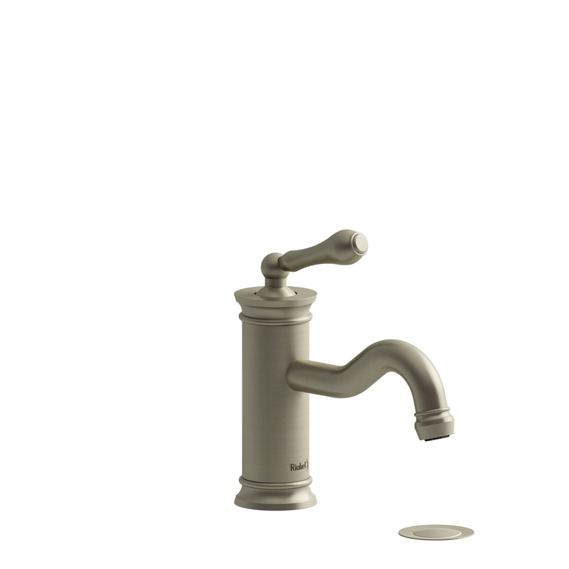 Riobel AS01BN – Single Hole Lavatory Faucet