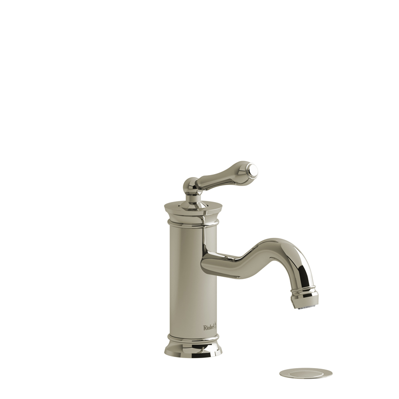 Riobel AS01PN – Single Hole Lavatory Faucet