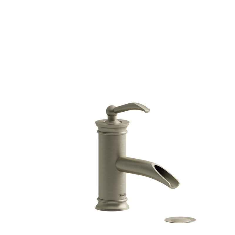 Riobel ASOP01BN – Single Hole Lavatory Open Spout Faucet