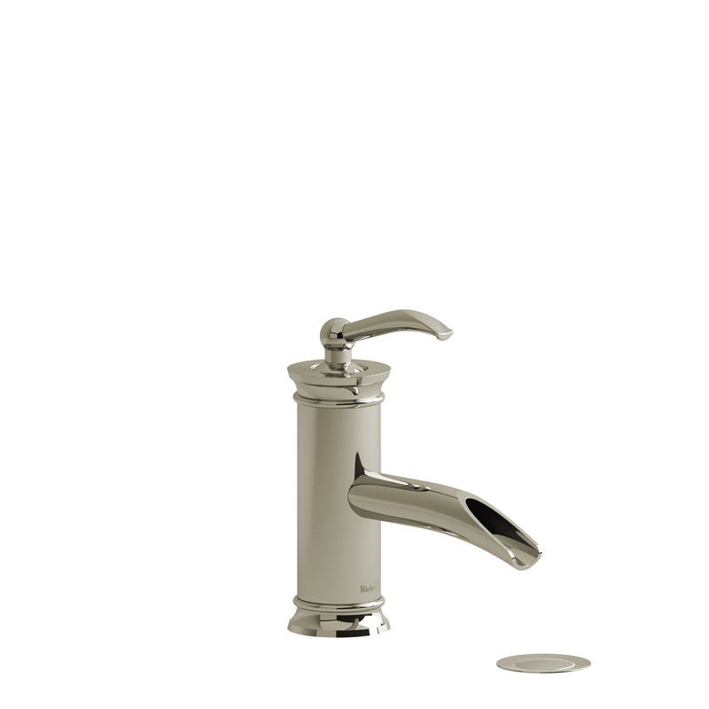 Riobel ASOP01PN – Single Hole Lavatory Open Spout Faucet