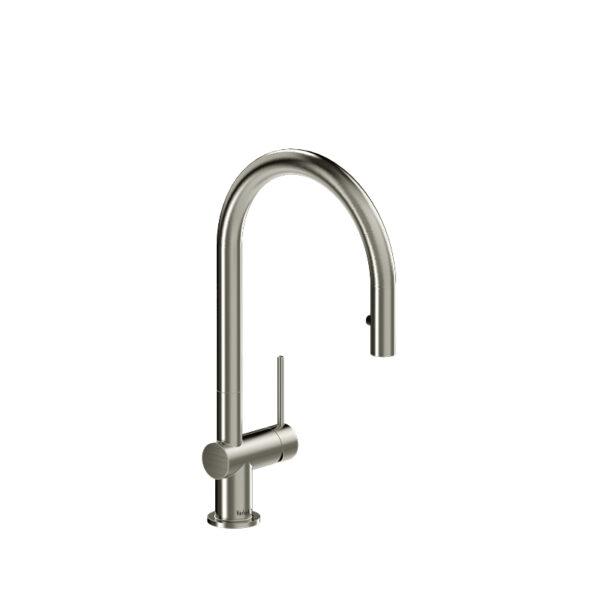 Riobel AZ101SS - Kitchen Faucet with Spray