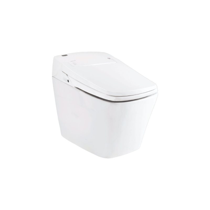 VOVO TCB-080SA - Integrated Toilet