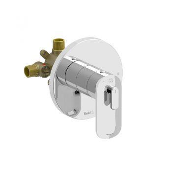 Riobel EV94C - 2-way no share Type T/P coaxial complete valve