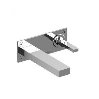 Riobel QA11C - Wall-mount lavatory faucet