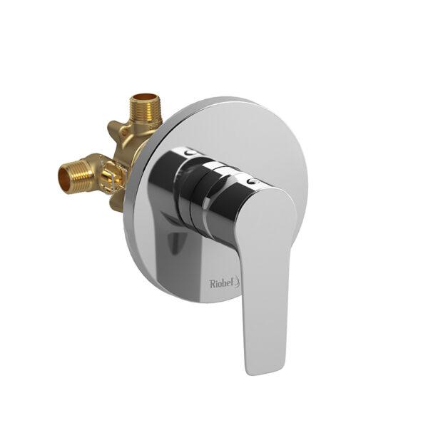 Riobel DJ71C - Type P complete valve