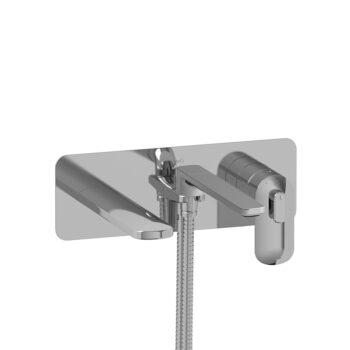 Riobel EV21C - Wall-mount Type T/P coaxial