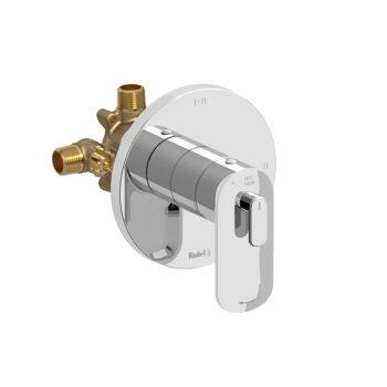 Riobel EV93C - 2-way Type T/P coaxial complete valve