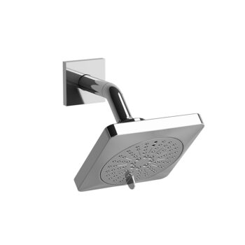 Riobel P343C - 2-jet shower head with arm