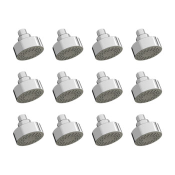 Riobel P363C - Package of 12x 1 jet shower head