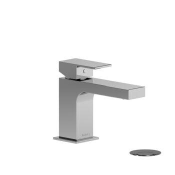 Riobel QAS01BK - Single hole lavatory faucet