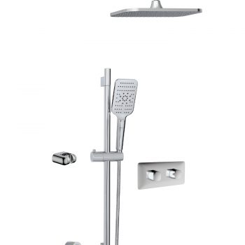 Aquabrass INABOX-01 3 Way Shower System