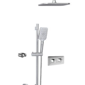 Aquabrass INABOX-01 3 Way Shower System