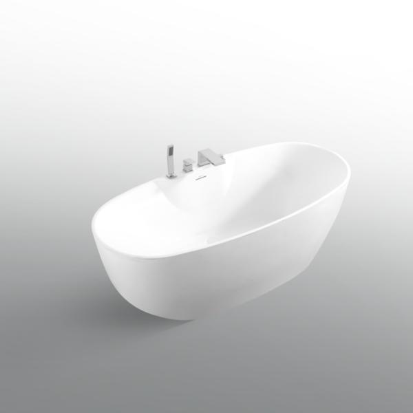 "BAGNO ITALIA Christie-67- FreeStanding Bath Tub 67"" x32"" x 27"""