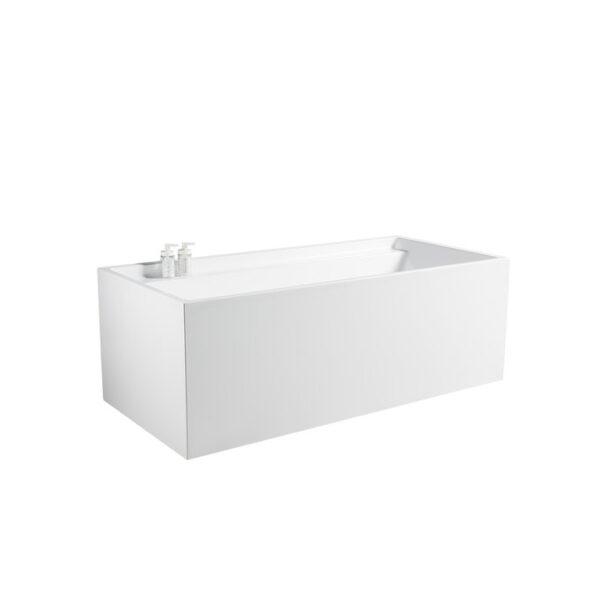 """BAGNO ITALIA ZEN67 - Freestanding Bathtub 67"""" x 32"""" x 24"""""""