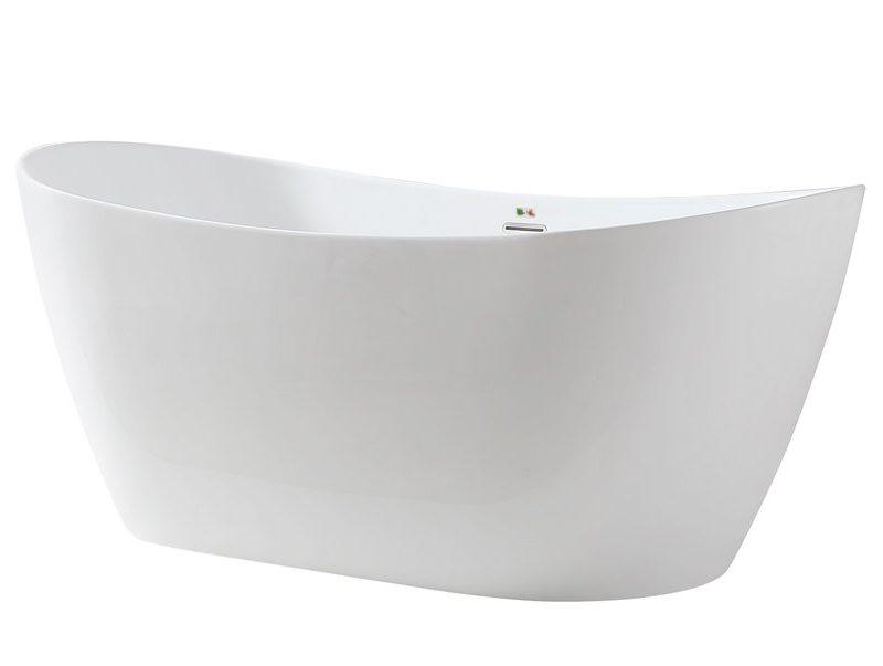 "BAGNO ITALIA BG612152 - Freestanding Bathtub 60"" x 32"" x 27"""