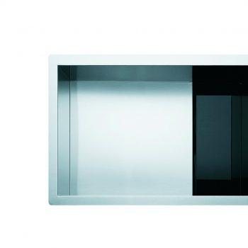 Franke Crystal Undermount Kitchen Sink - CLV110-24-CA