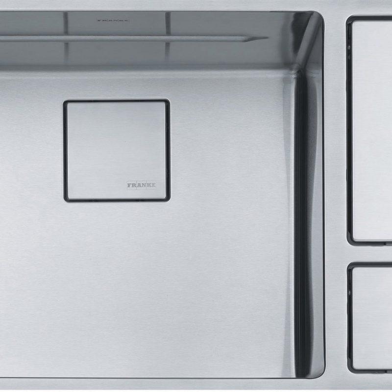 Franke Chef Center Undermount Kitchen Sink – CUX110-18