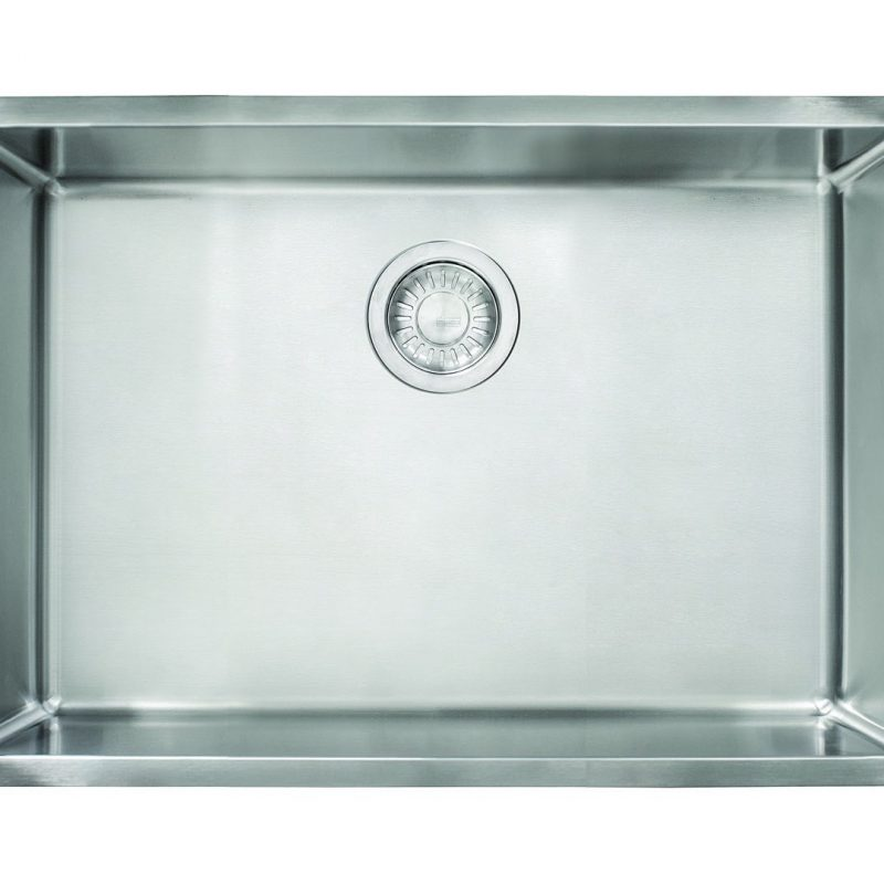 Franke Cube Undermount Kitchen Sink - CUX110-25-8-CA