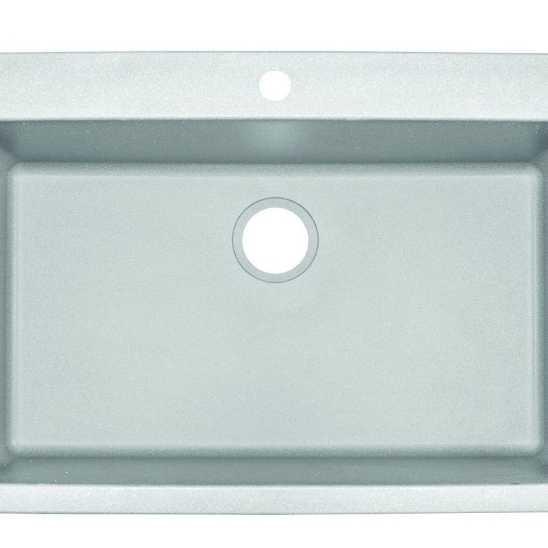Franke Primo Dual Mount Kitchen Sink – DIG61091-WHT-CA