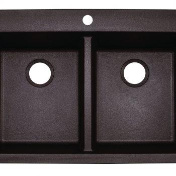 Franke Primo Dual Mount Kitchen Sink - DIG62D91-MOC-CA