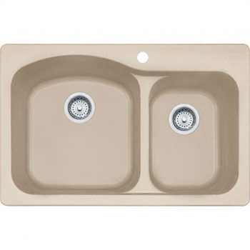 Franke Gravity Dual Mount Kitchen Sink - DIG62F91-CHA-CA