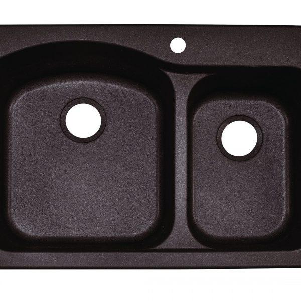 Franke Gravity Dual Mount Kitchen Sink - DIG62F91-MOC-CA