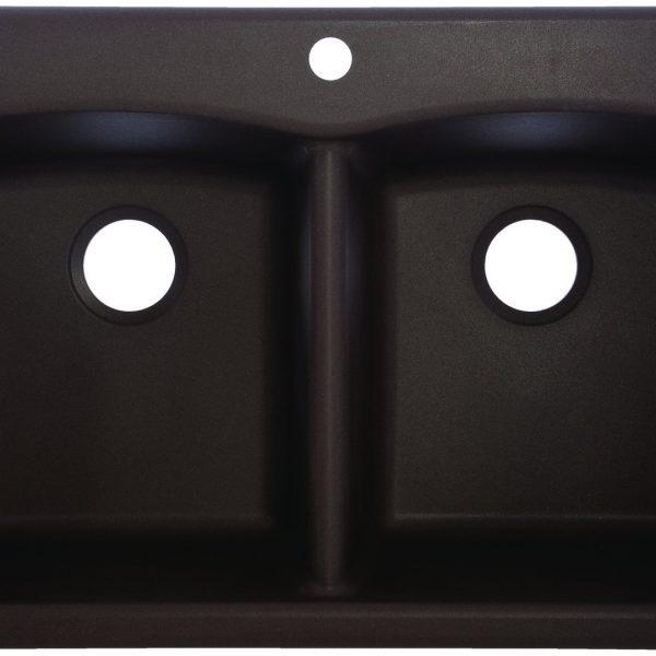 Franke Ellipse Dual Mount Kitchen Sink - EDDB33229-1-CA