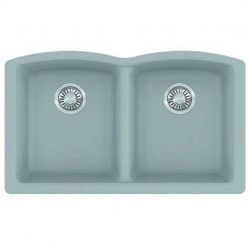 Franke Ellipse Undermount Kitchen Sink - ELG120SHG-CA