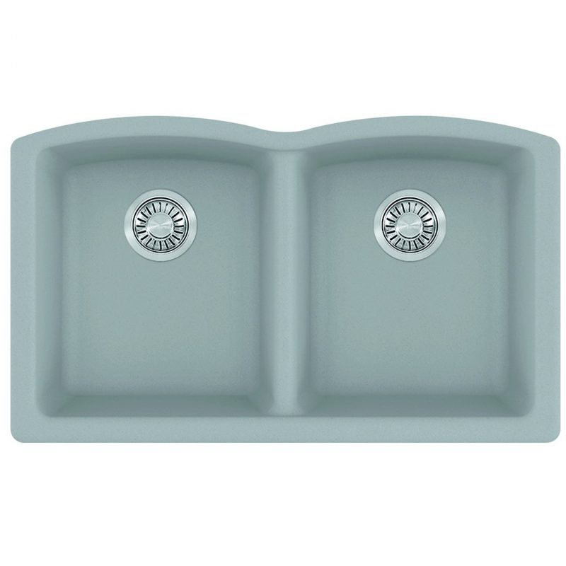 Franke Ellipse Undermount Kitchen Sink - ELG120SHG-CA