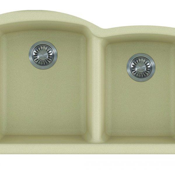 Franke Ellipse Undermount Kitchen Sink - ELG160CHA-CA