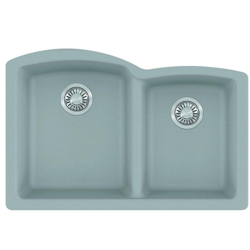 Franke Ellipse Undermount Kitchen Sink - ELG160SHG-CA