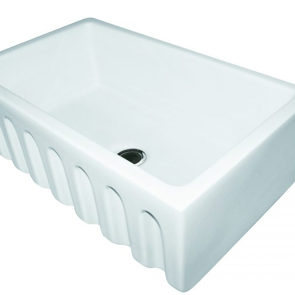 Franke Farm House Fireclay Apron Front Kitchen Sink Fh2k710 36wh Amati Canada