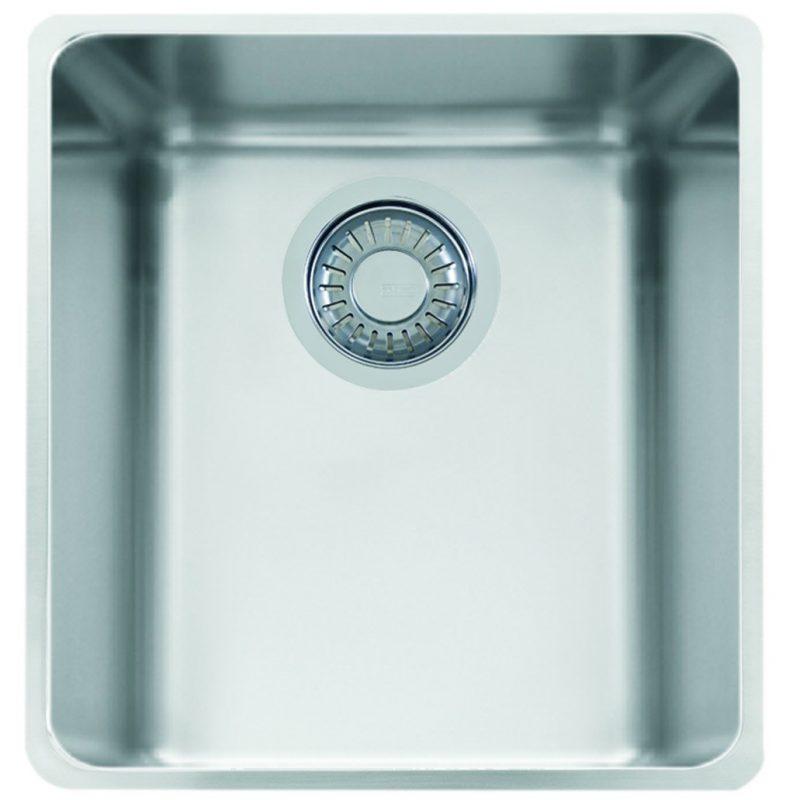 Franke Kubus Undermount Kitchens,Kitchen Sinks,Bar Sinks - KBX110-13