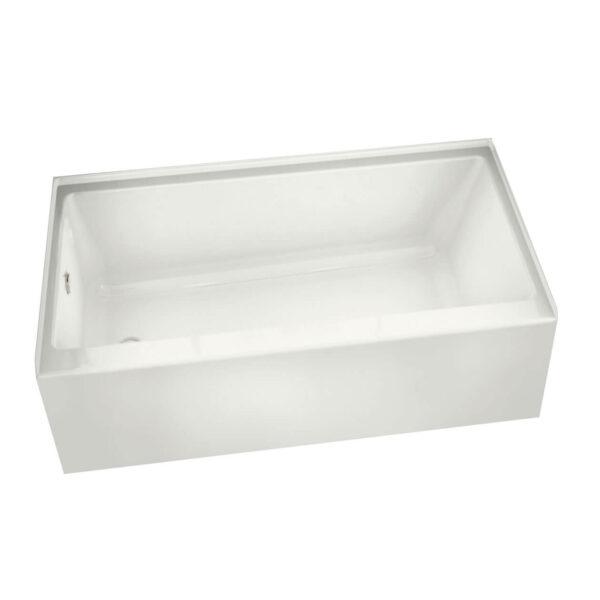 MAAX 105704 - Rubix 6032AFR 60x32 skirted bath