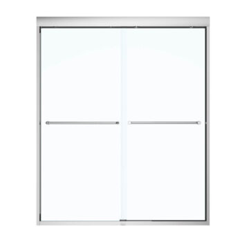 MAAX 134572 - Kameleon Sliding Shower Door 55-59 x 71 in.