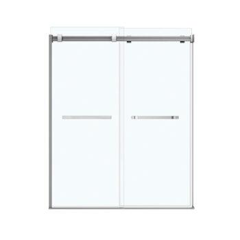 MAAX 136272 - Duel Sliding Shower Door 56-58 ½ x 70 ½-74 in.