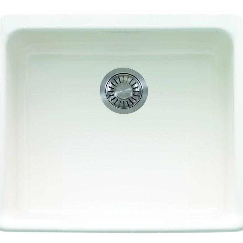 Franke Manor House Apron Front Kitchen Sink - MHK110-20WH