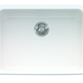 Franke Manor House Apron Front Kitchen Sink - MHK110-24WH