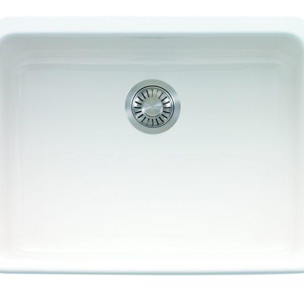 Franke Manor House Apron Front Kitchen Sink - MHK110-24WH