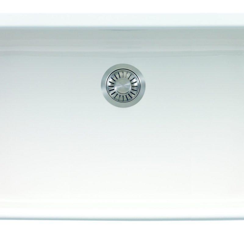 Franke Manor House Apron Front Kitchen Sink - MHK110-28WH