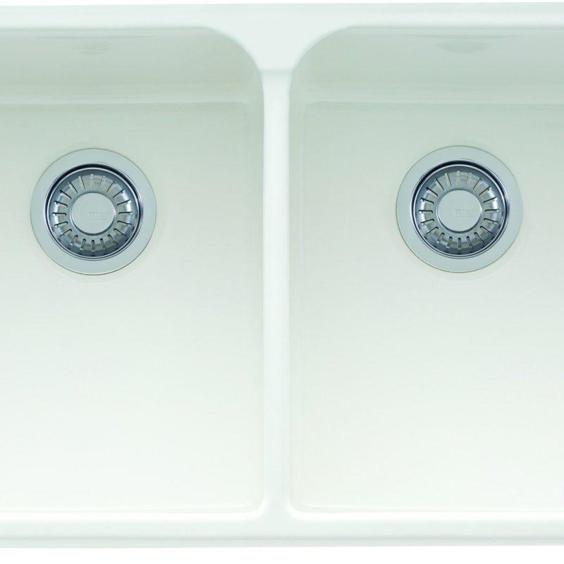 Franke Manor House Apron Front Kitchen Sink - MHK720-31WH