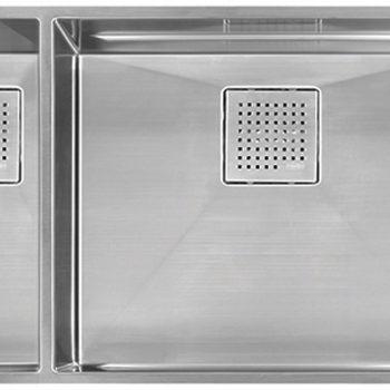 Franke Peak Undermount Kitchen Sink - PKX160-LH