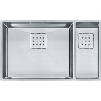 Franke Peak Undermount Kitchen Sink - PKX160-RH